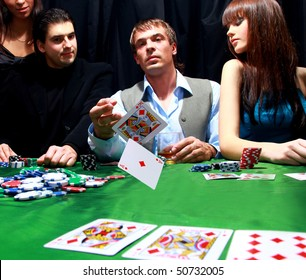 in texas hold em